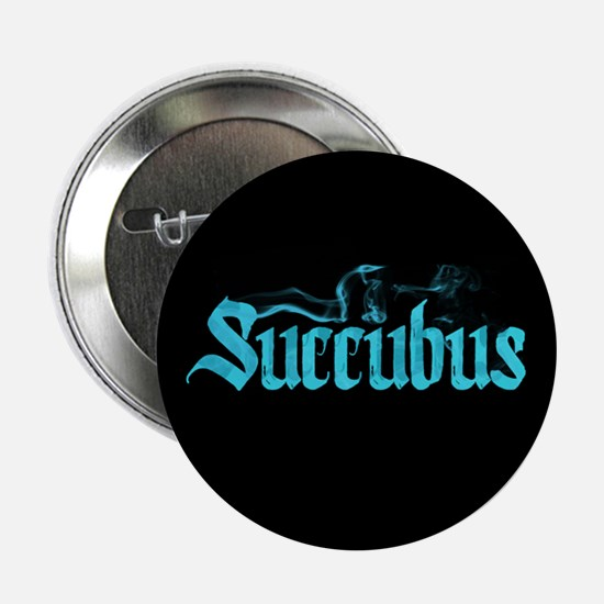 """Smoking Succubus 2.25"""" Button"""