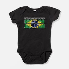 Cool Jiu jitsu Baby Bodysuit