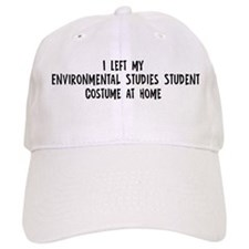 Left my Environmental Studies Baseball Cap