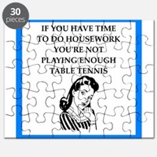 table tennis Puzzle