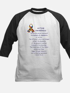 autism ribbon3.jpg Baseball Jersey