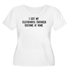 Left my Electronics Engineer T-Shirt