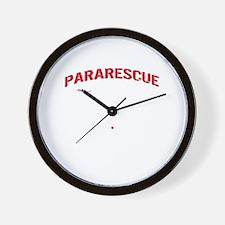 Unique Pararescue Wall Clock