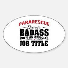Unique Pararescue Decal