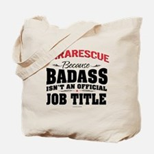 Cool Pararescue Tote Bag