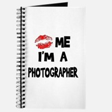 Kiss Me I'm A Photographer. Journal