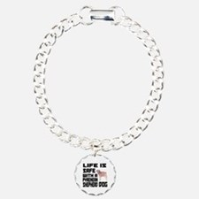 Life Is Safe With Pyrene Bracelet