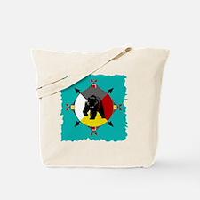 Unique Apache indian Tote Bag