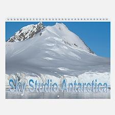 Antarctica Wall Calendar
