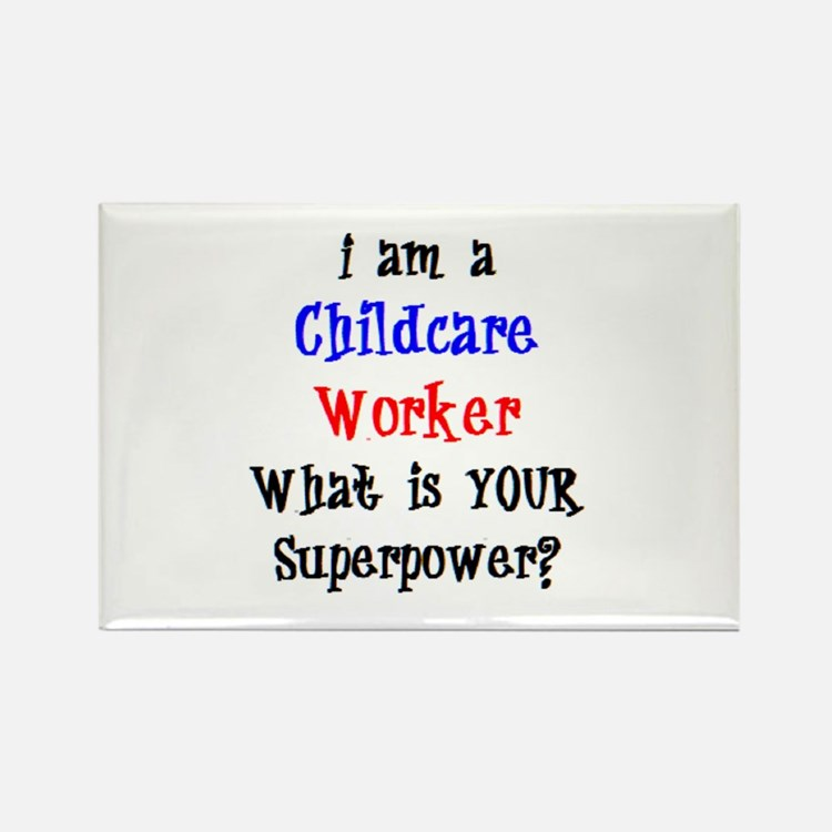 childcare worker Magnets