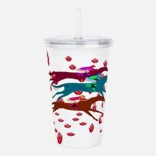 Run for the Roses 2016 Acrylic Double-wall Tumbler