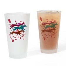 Run for the Roses 2016 Drinking Glass