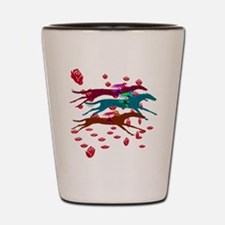 Run for the Roses 2016 Shot Glass