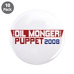 Oil Monger 2008 Large Buttons (10 pk)