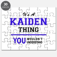 It's KAIDEN thing, you wouldn't understand Puzzle