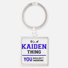 It's KAIDEN thing, you wouldn't understa Keychains