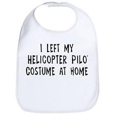 Left my Helicopter Pilot Bib