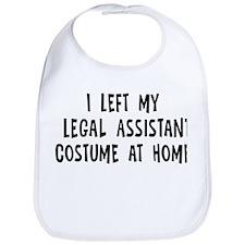 Left my Legal Assistant Bib