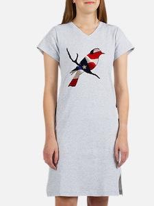 Bernie Bird Women's Nightshirt