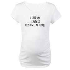 Left my Lawyer Shirt
