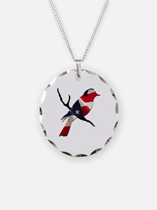 Bernie Bird Necklace