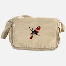 Bernie Bird Messenger Bag