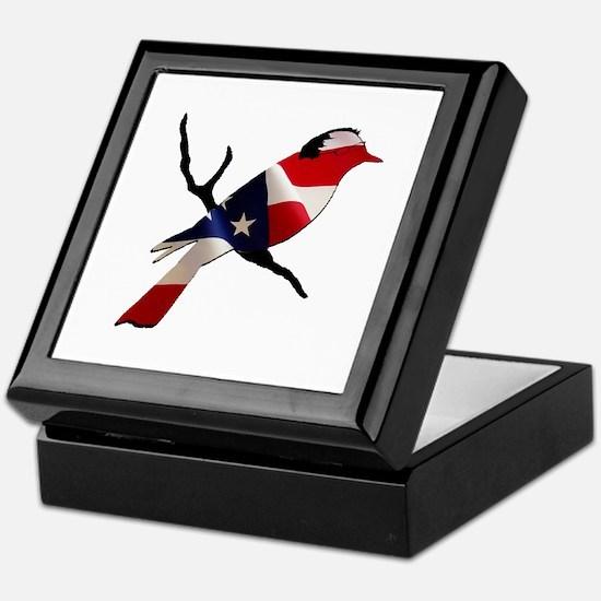 Bernie Bird Keepsake Box