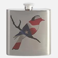 Bernie Bird Flask