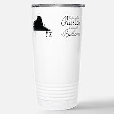 Cute Piano teacher Travel Mug