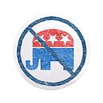 Anti GOP Large Buttons (100 pk)
