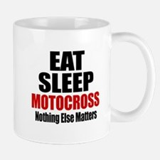Eat Sleep Motocross Mug