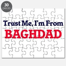 Trust Me, I'm from Baghdad Iraq Puzzle