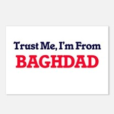 Trust Me, I'm from Baghda Postcards (Package of 8)