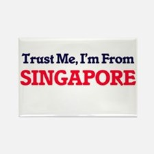Trust Me, I'm from Singapore Singapore Magnets