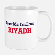 Trust Me, I'm from Riyadh Saudi Arabia Mugs