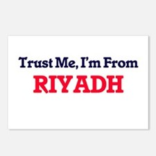 Trust Me, I'm from Riyadh Postcards (Package of 8)