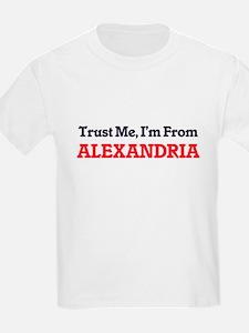 Trust Me, I'm from Alexandria Egypt T-Shirt