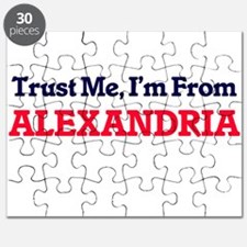 Trust Me, I'm from Alexandria Egypt Puzzle