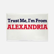 Trust Me, I'm from Alexandria Egypt Magnets