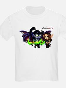 Deez Nerdz Chibi T-Shirt