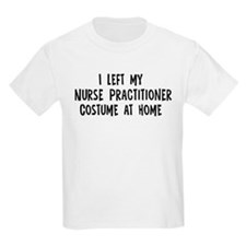 Left my Nurse Practitioner T-Shirt