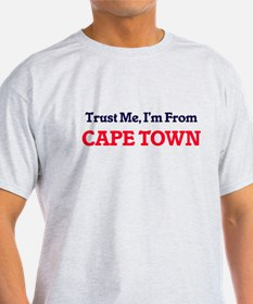 Trust Me, I'm from Cape Town South Africa T-Shirt
