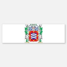 Marini Coat of Arms - Family Crest Bumper Bumper Bumper Sticker