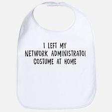 Left my Network Administrator Bib