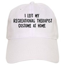 Left my Recreational Therapis Baseball Cap