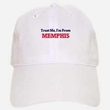 Trust Me, I'm from Memphis Tennessee Baseball Baseball Cap