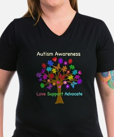 Autism Awareness Tree Shirt
