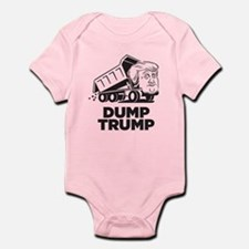 Dump Trump Dump Truck Body Suit