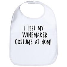 Left my Winemaker Bib