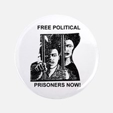 """Free Political Prisoners Now! 3.5"""" Button"""
